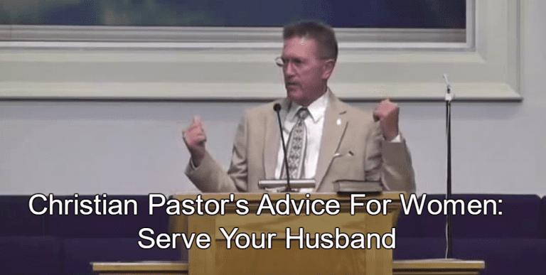 Christian pastor advice dating
