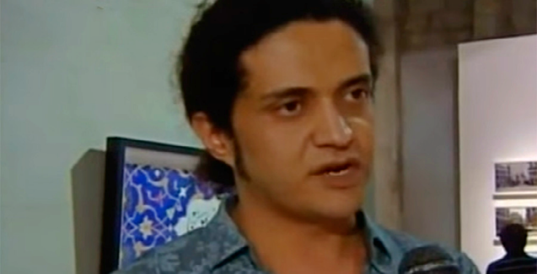 Ashraf Fayadh (Image via YouTube)