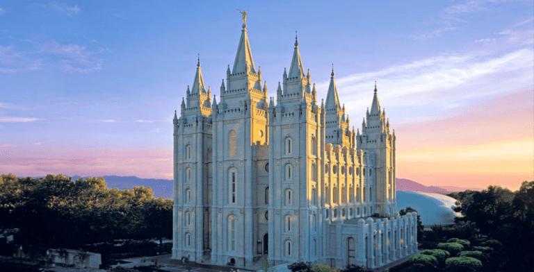LDS Temple – Salt Lake City (Image via Facebook)
