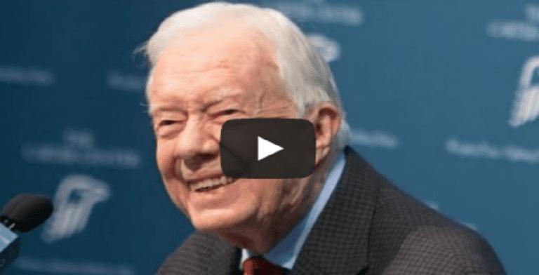 Jimmy Carter  (Image via Screen Grab)