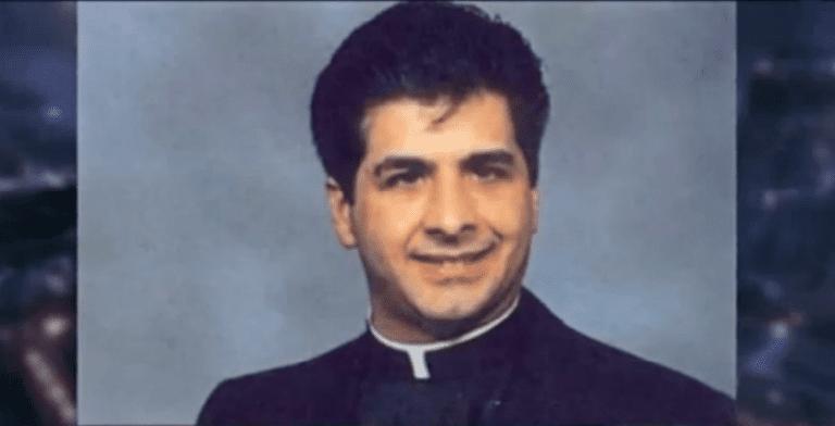 Father Peter Miqueli (Image via Screen Grab)