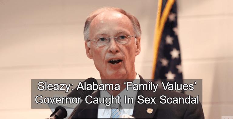 Alabama Governor Robert Bentley (Image via Screen Grab)