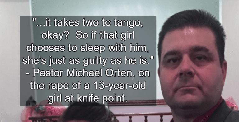 Pastor Orten (Image via Screen Grab)