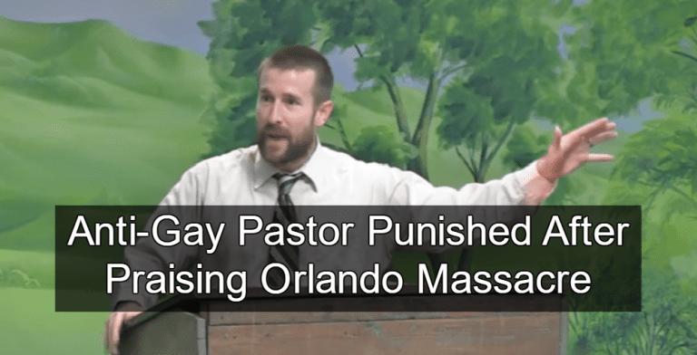 Pastor Steven Anderson (Image via Screen Grab)