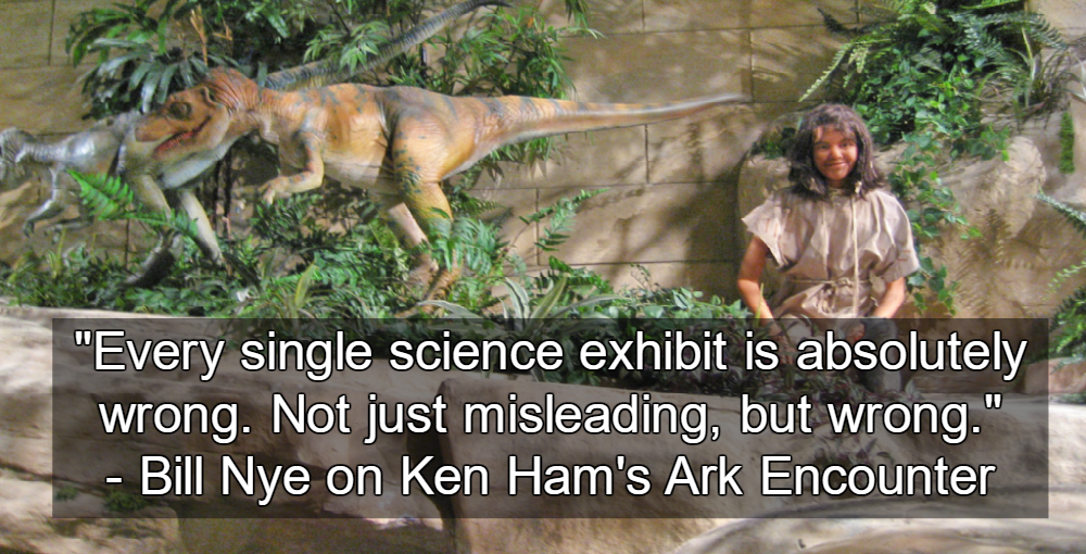 Creation Museum (Image via Wikipedia)