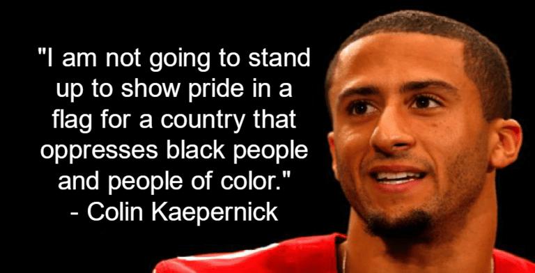 Colin Kaepernick (Image via Facebook)