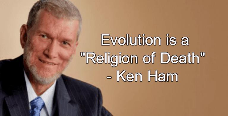 Ken Ham (Image via YouTube)