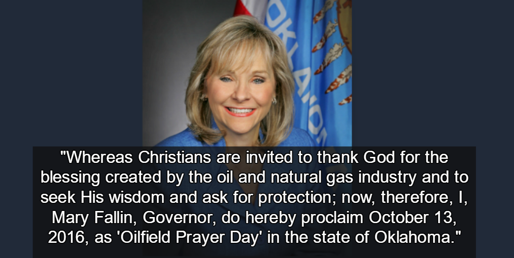 Mary Fallin (Image via Wikimedia Commons)