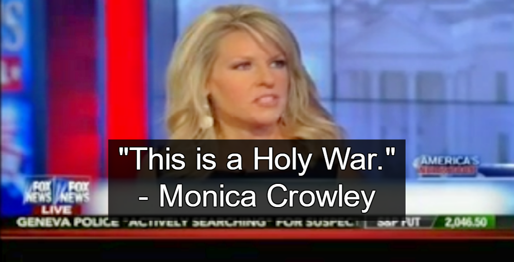 Monica Crowley (Image via Screen Grab)