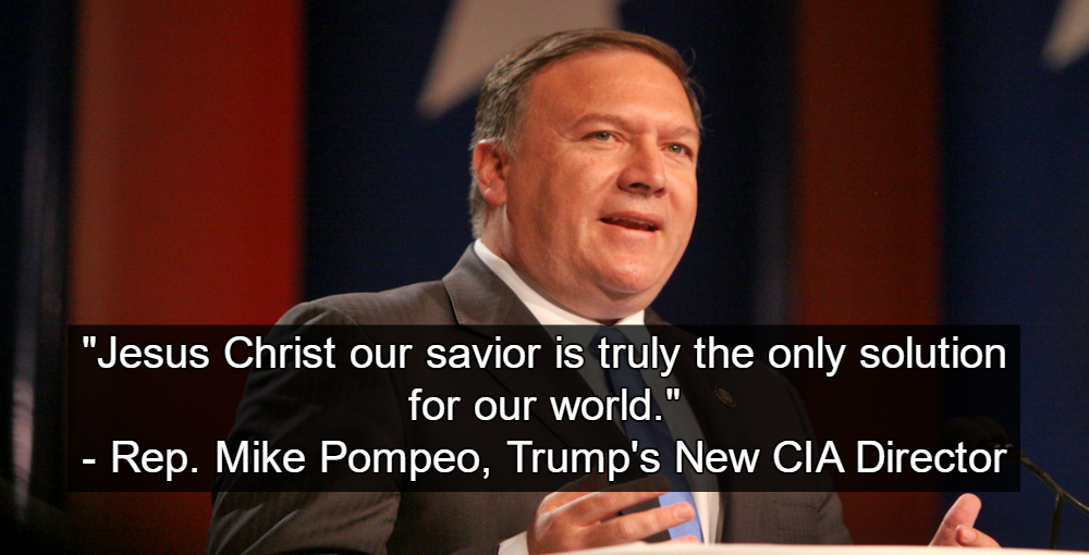 Mike Pompeo (Image by Gage Skidmore)