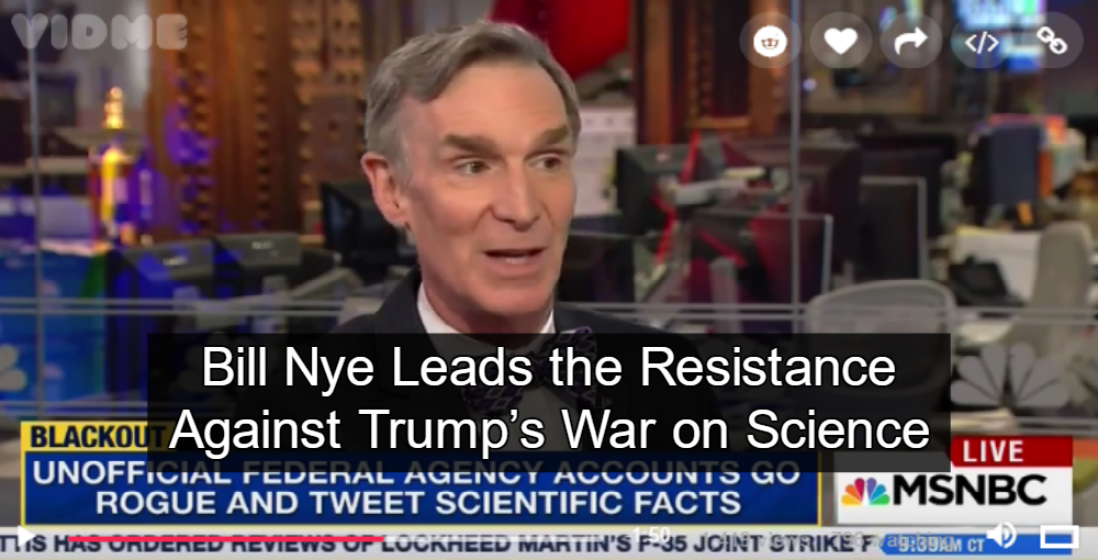 Bill Nye (Image via Screen Grab)