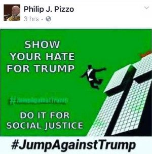 Catholic Priest Anti Trump Protesters Should Commit Suicide