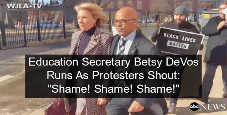 Betsy DeVos (Image via Screen Grab)