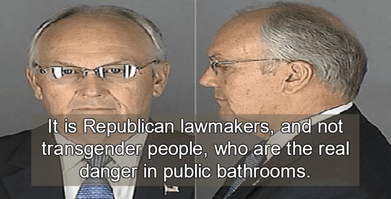 Former Senator Larry Craig (Image via Wikipedia)
