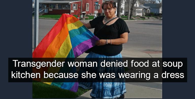 Transgendered pentecostal christian apologise