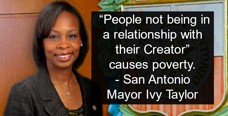 San Antonio Mayor Ivy Taylor (Image via SanAntonio.gov)
