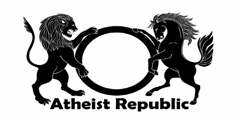 Atheist Republic (Image via AtheistRepublic)