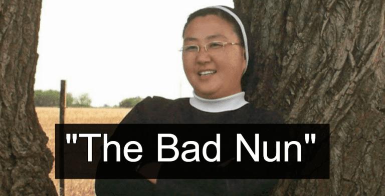 "Kosaka ""Bad Nun""  Kumiko Arrested For Helping Priests Rape Deaf Kids (Image via Google+)"