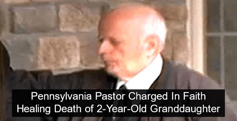 Faith Healing Pastor Roland Foster (Image via screen grab)