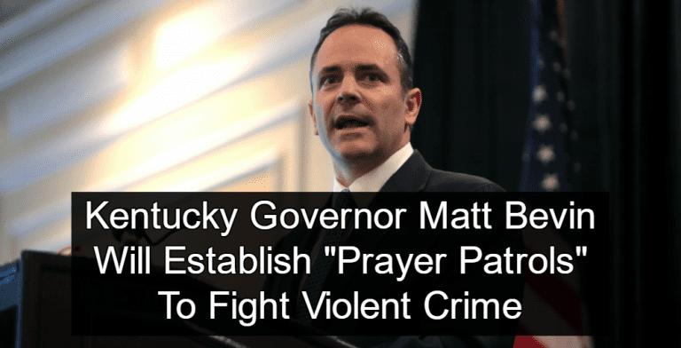 Kentucky Governor Matt Bevin (Image via Flickr)