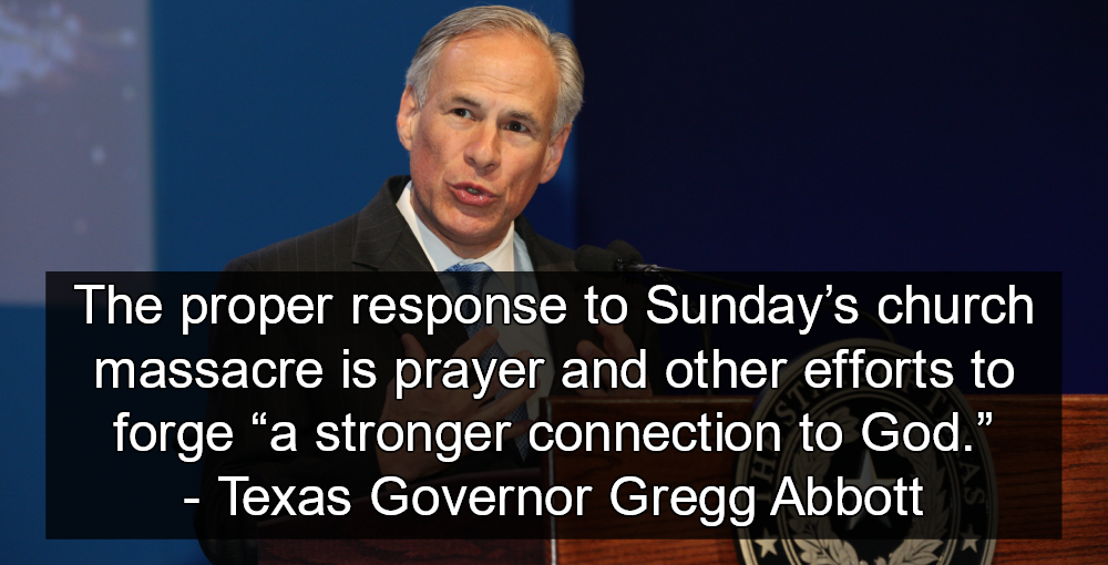 Texas Governor Gregg Abbott (Image via Wikimedia)