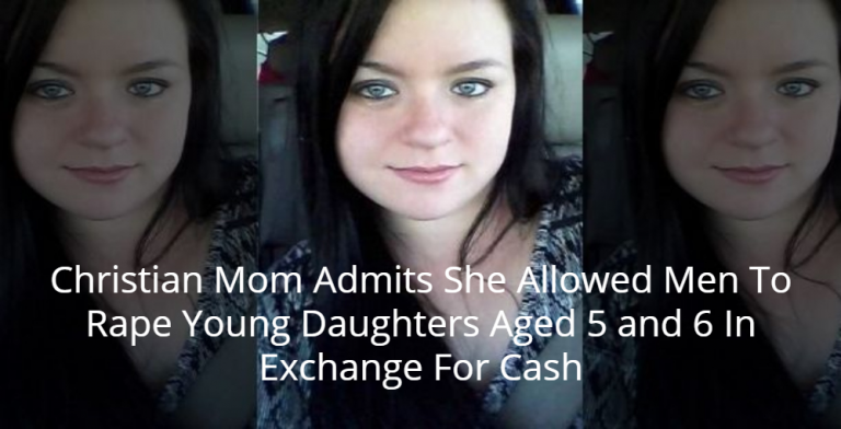 Christian Mom Morgan Summerlin Allowed Men To Rape Daughters For Cash (Image via Facebook)