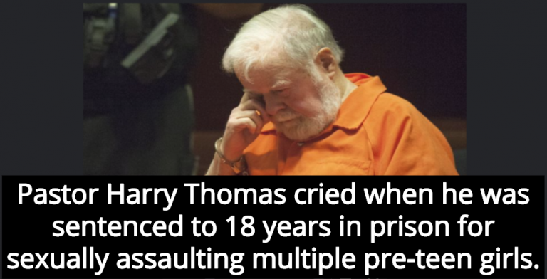 Founder Of Nation's Largest Christian Music Festival Gets 18 Years For Molesting Little Girls (Image via Screen Grab)