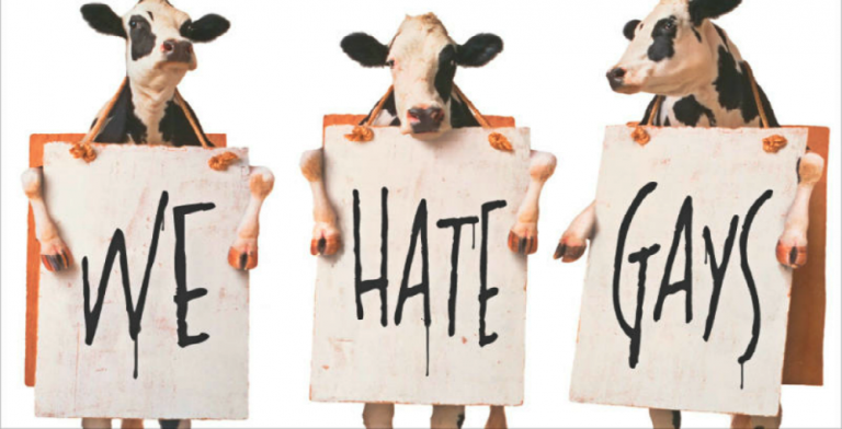 Chick-fil-A Still Hates Gay People, But Doesn't Want To Be Labeled 'Anti-Gay' Anymore (Image via Twitter)