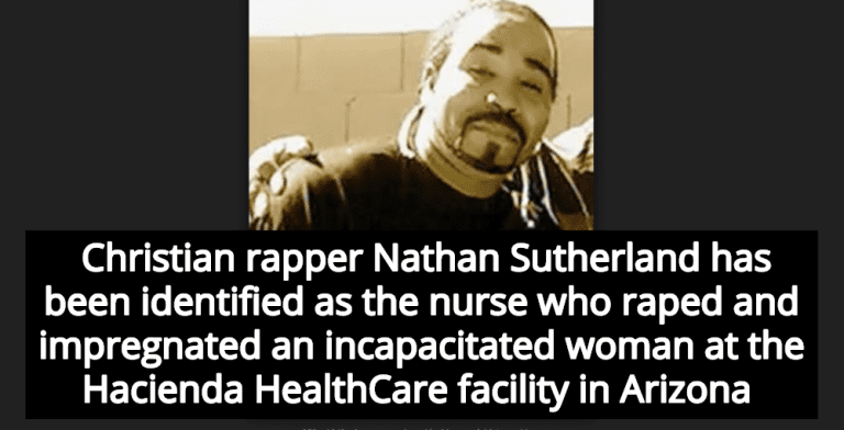 Christian Rapper Nathan Sutherland Arrested For Raping, Impregnating Incapacitated Woman