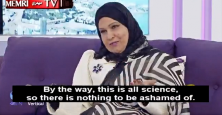 Kuwaiti Scientist Claims Homosexuality Can Be 'Cured' With Suppository That Kills Anal Worms (Image via Screen Grab)
