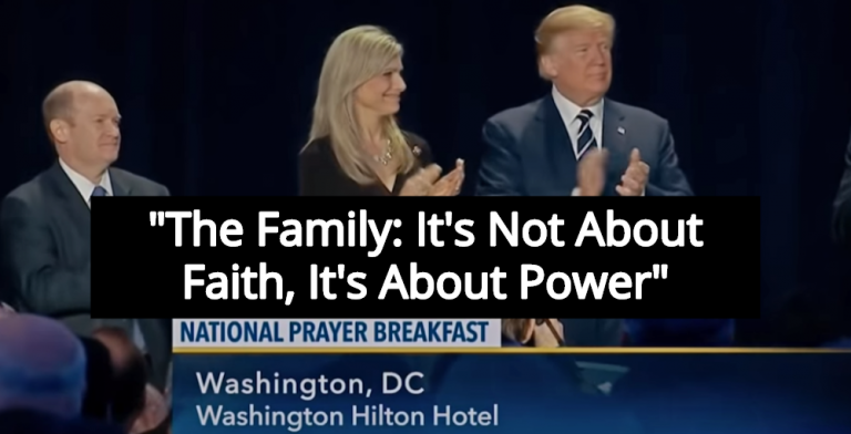 'The Family': New Netflix Series Examines Powerful Christian Group Shaping U.S. Policy (Image via Screen Grab)