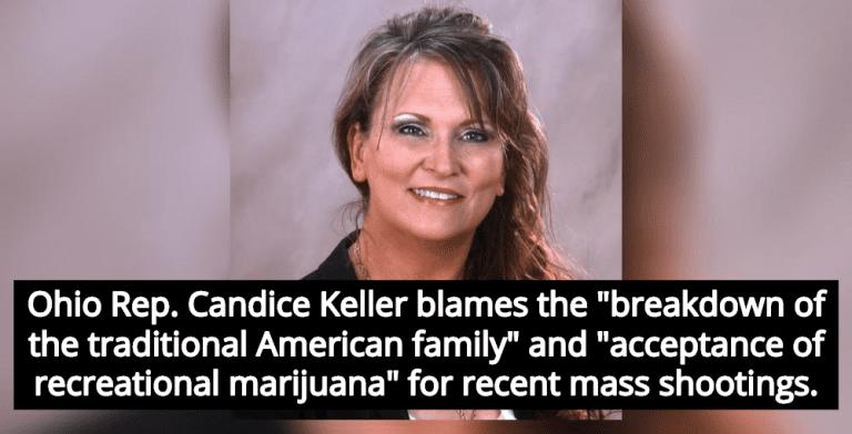 GOP Lawmaker Blames Mass Shootings On Drag Queens, Video Games, Marijuana (Image via Twitter)