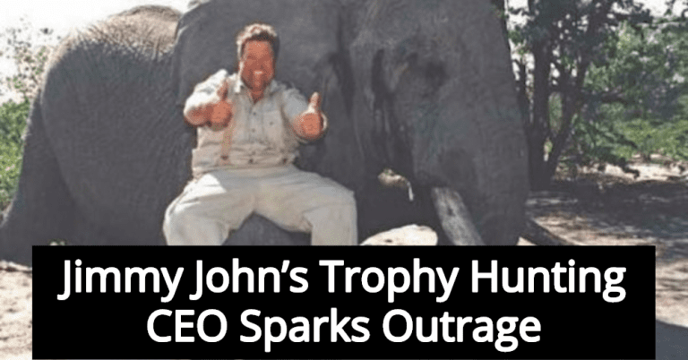 Report: Jimmy John's Trophy Hunting CEO Sparks Outrage And Boycott