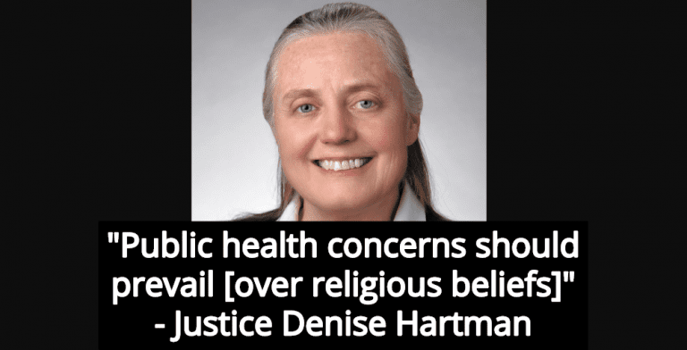 NY Judge Throws Out Lawsuit Calling Vaccine Mandate 'Religious Discrimination' (Image via nycourts.gov)