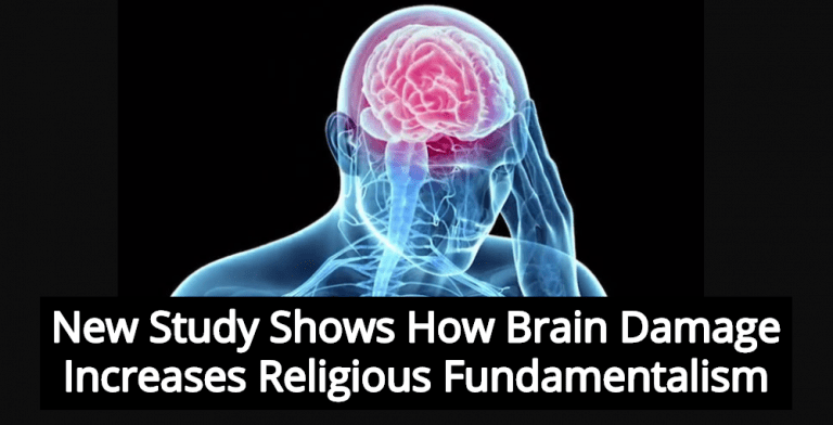 New Study Shows Link Between Brain Damage And Religious Fundamentalism (Image via YouTube)
