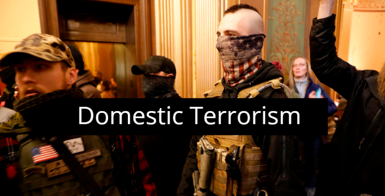 Heavily Armed Protesters Storm Michigan Capitol To Fight Stay-At-Home Order (Image via Twitter)