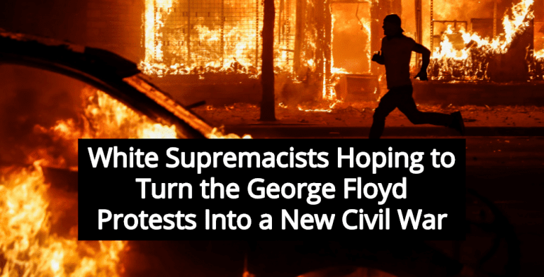 Report: Minnesota Officials Link Riots To White Supremacist Groups (Image via Twitter)