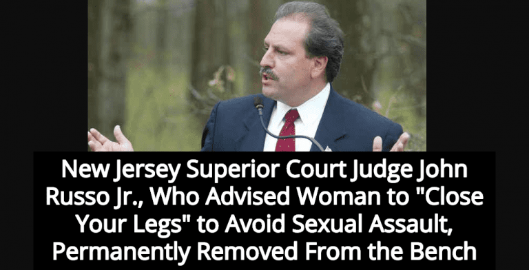 Judge Who Advised Rape Victim To 'Close Your Legs' Removed From Bench Permanently (Image via YouTube)