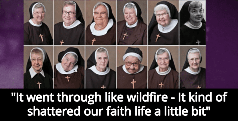 13 Nuns Die Of COVID-19 At Michigan Convent, 12 In One Month (Image via Screen Grab)