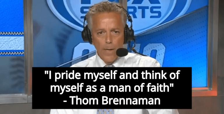 Reds Broadcaster Thom Brennaman Cites 'Faith' After Making Anti-Gay Slur (Image via Screen Grab)