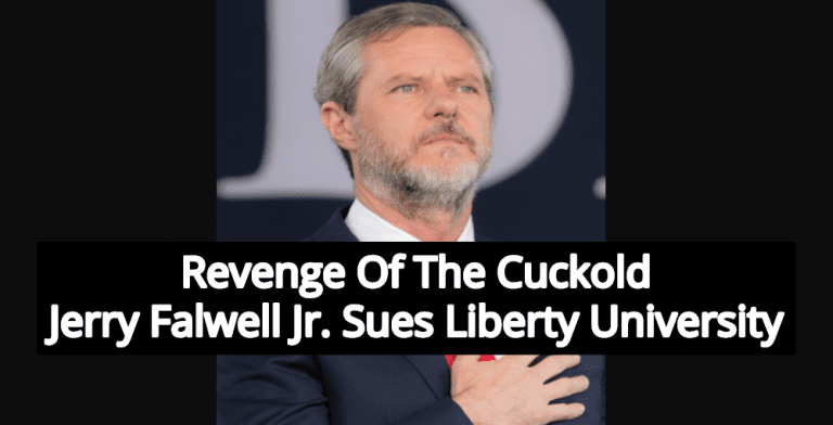 Jerry Falwell Jr. Sues Liberty University After Being Kink-Shamed And Forced To Resign (Image via wikimedia)