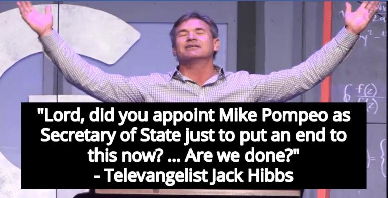 Televangelist Jack Hibbs Cries After Realizing Joe Biden Will Be President (Image via Facebook)