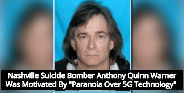Report: Nashville Suicide Bomber Motivated By 'Paranoia Over 5G Technology' (Image via YouTube)