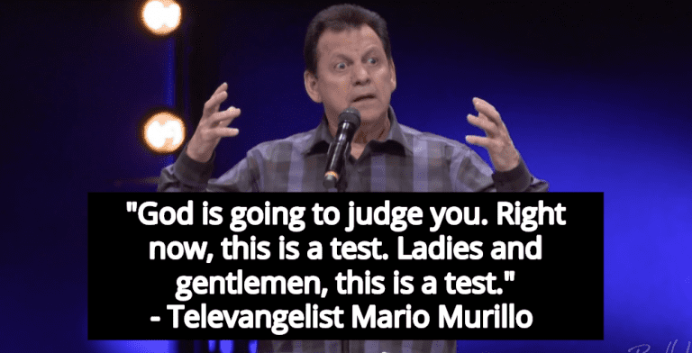 Televangelist: Those Loyal To God Must Refuse To Accept Biden As President (Image via YouTube)