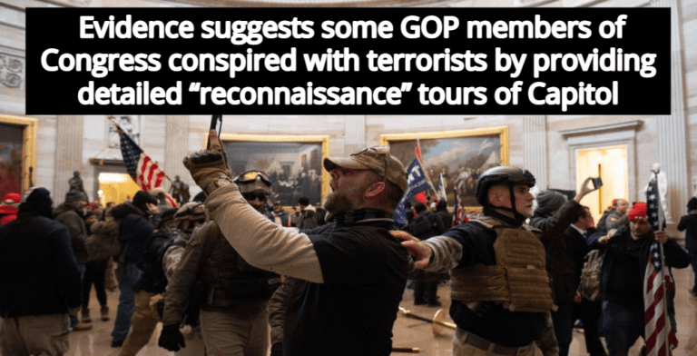 Report: GOP Lawmakers Provided 'Reconnaissance' Tours To Suspected Terrorists (Image via Twitter)