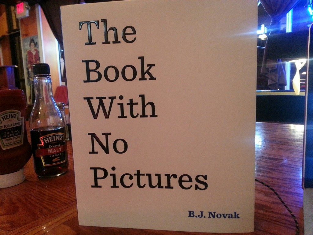 This is a funny book.