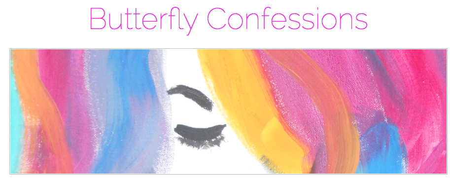 Butterfly Confessions Artwork