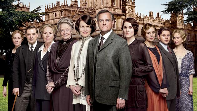 Downton Abbey publicity image