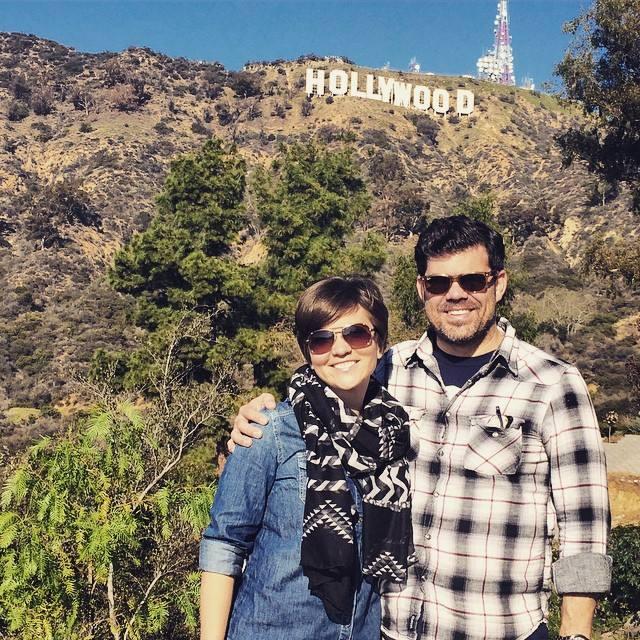 Ryan_Rebecca in Hollywood