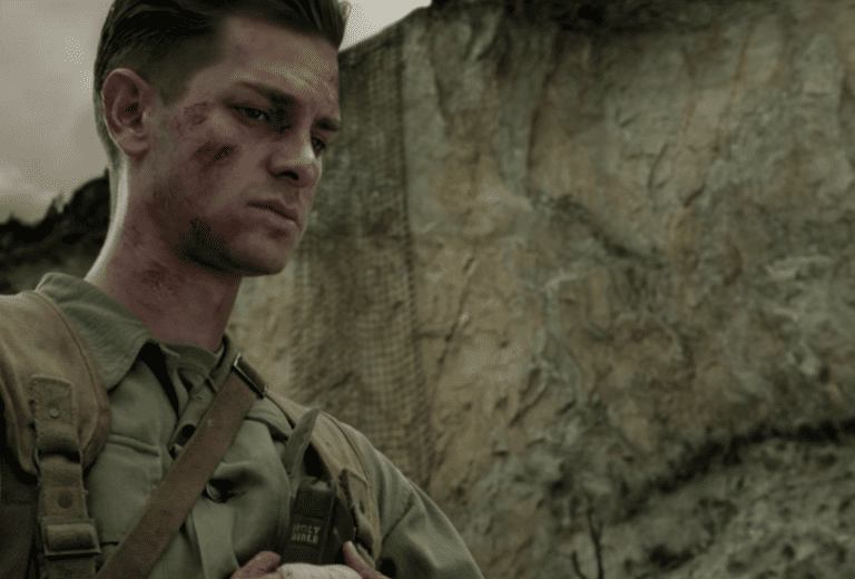 ת×צ×ת ת××× × ×¢××ר âªhacksaw ridge screenshotsâ¬â